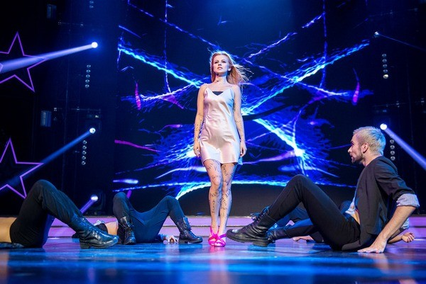 Радослава успела поучаствовать в украинской версии «Фабрики звезд»