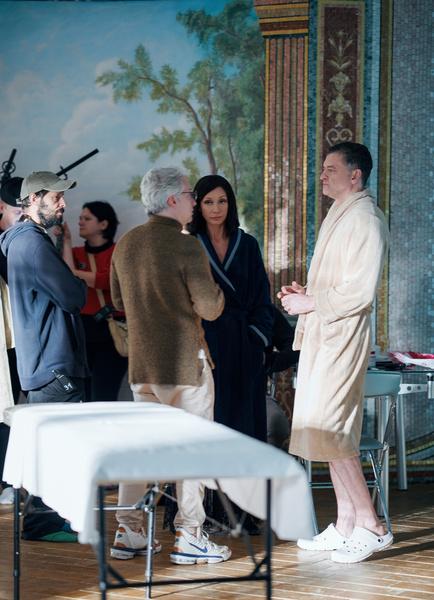 Первые фото с съемок третьего сезона «Теста на беременность»