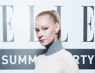Ходченкова, Александрова и другие посетили вечеринку Elle на веранде ресторана «Казбек»