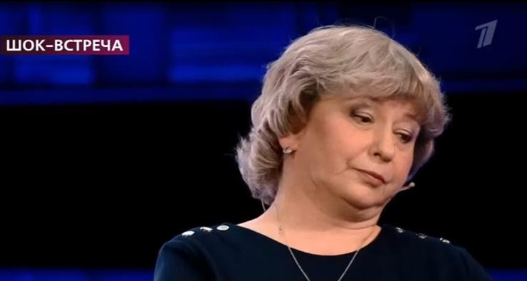 Галина осталась одна с двумя детьми
