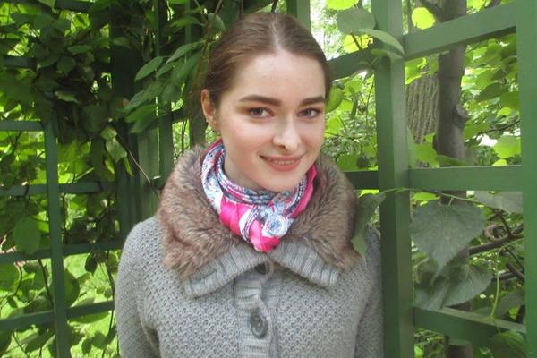 Анастасии Ещенко было всего 24 года