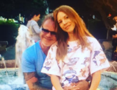Наталья Подольская и Владимир Пресняков нежатся на пляжах Испании
