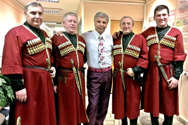 Ансамбль «Сулико» и Сосо Павлиашвили
