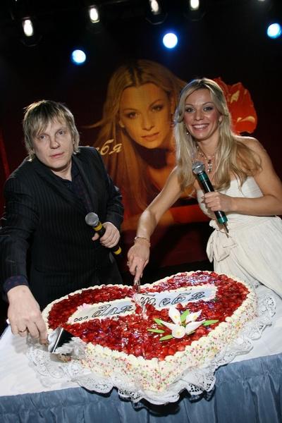 Ирина Салтыкова и Виктор Салтыков