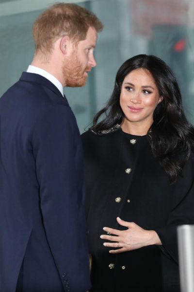 Меган Маркл и принц Гарри завляют, что пока они не знают пол будущего малыша