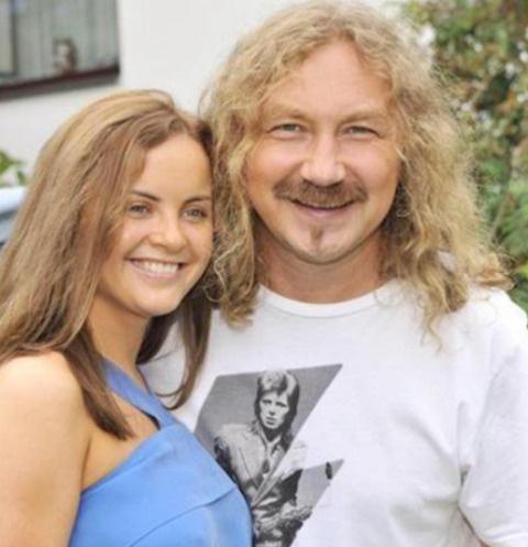 Игорь Николаев с супругой Юлией
