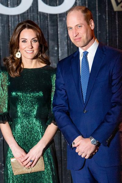 В молодости Кейт пришлось побороться за сердце принца