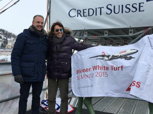 Вице-президент авиакомпании SWISS Питер Пуллем – поклонник зимних видов спорта
