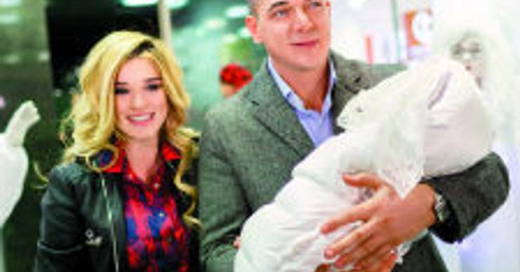 Муж Ксении Бородиной впервые о дочери: «Это невероятное счастье!»