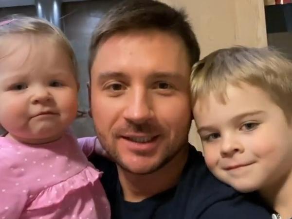 Сергей Лазарев: «Рад, что отдал двухлетнюю дочь в обычный детский сад»