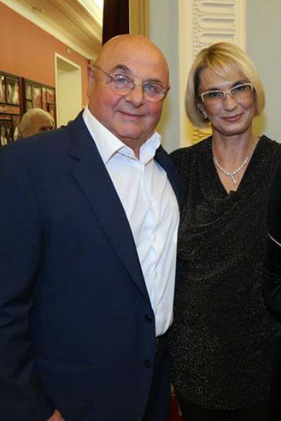 Ради любимого Наталья Волкова отказалась от актерской карьеры
