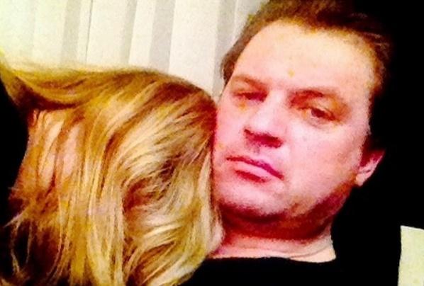 Ранее Биланов скрывал возлюбленную