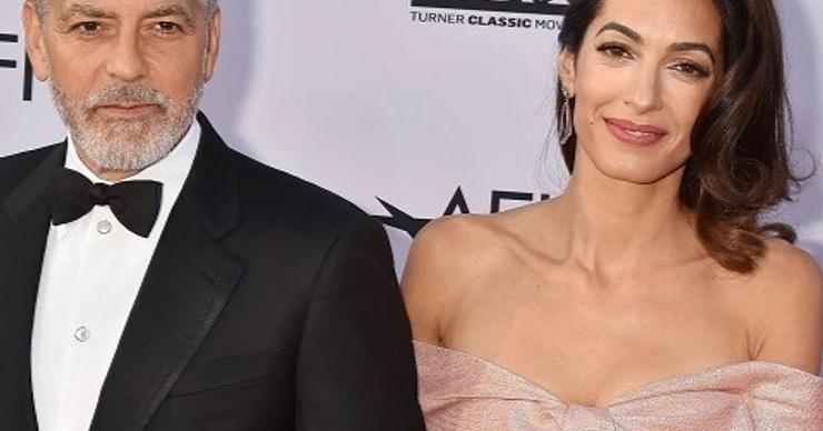 Семье Джорджа Клуни угрожает опасность