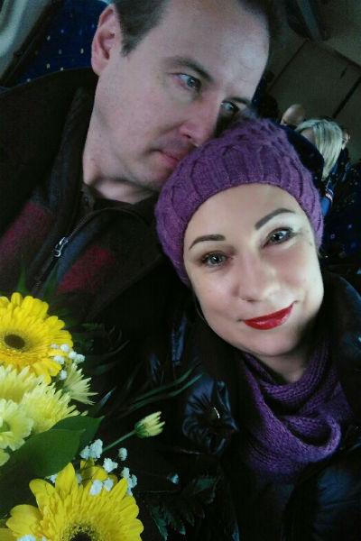 Ольга и Алексей сумели за семь лет сохранить романтику в отношениях