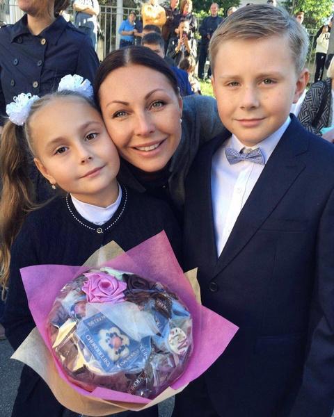Наталья очень переживала, что скандал скажется на ее детях