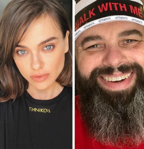 Елена Темникова и Максим Фадеев