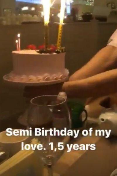 Торт для дочери Дайнеко