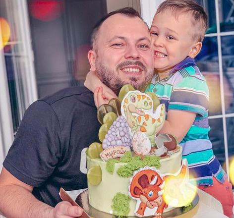 Мирославу исполнилось 4 года