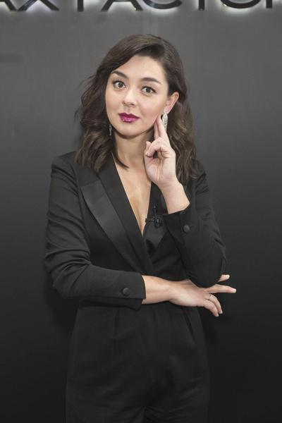 Марина Кравец рассказала, как ничего не видела во время съемок шоу «Маска»