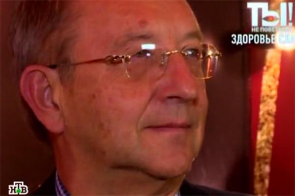 Анатолий Данилицкий поддерживает гражданскую жену