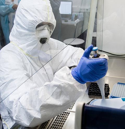 В России зафиксировано более 262 тысяч случаев заражения COVID-19