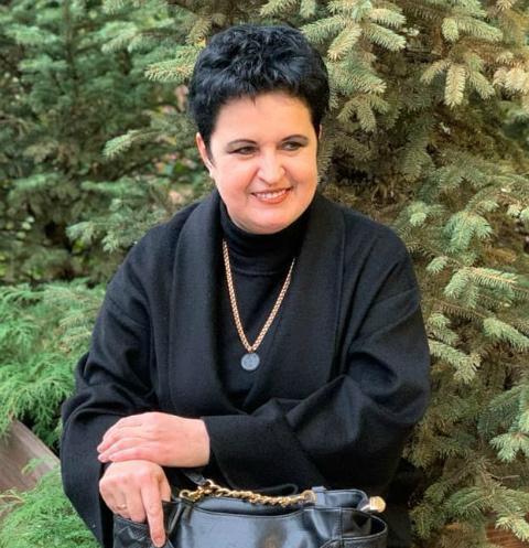 Елена Голунова рассказала о прелестях позднего материнства