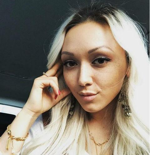Диана Очилова