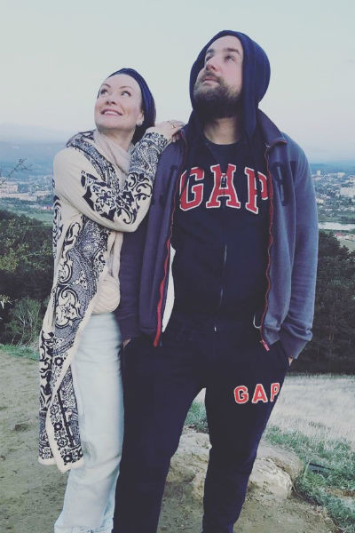 Нонна Гришаева часто путешествует вместе с мужем