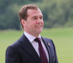 Дмитрий Медведев собирает миллионы