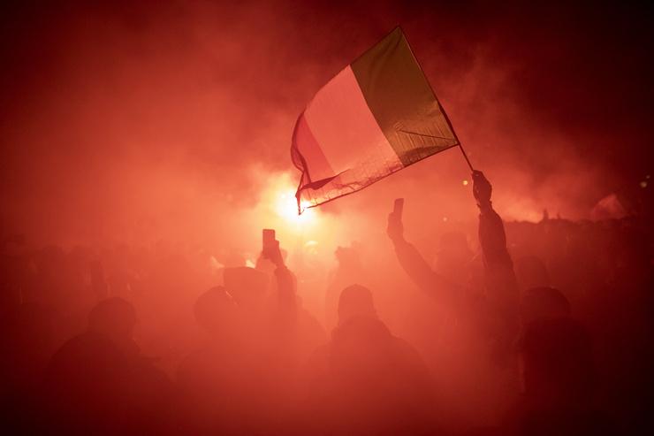 Итальянцы долго ждали победы своей сборной