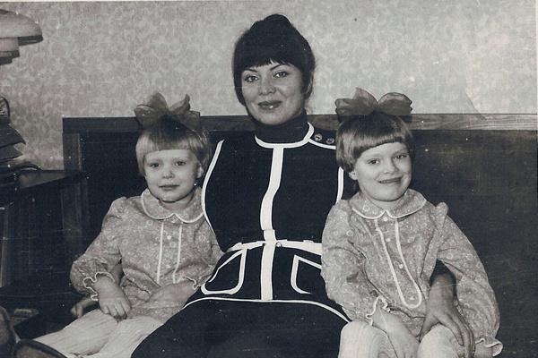 Ольга и Анна Копосовы были похожи только внешне