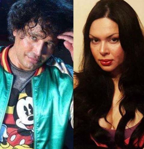 Рустам Солнцев и Виктория Карасева