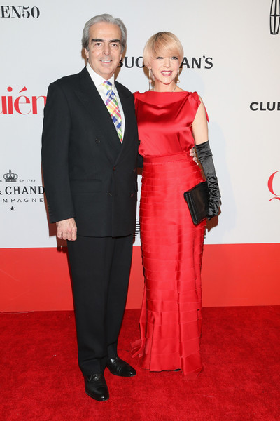Эдит Гонсалес с мужем Лоренсо Ласо