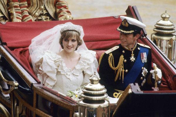 Диана погибла через год после развода с принцем Чарльзом