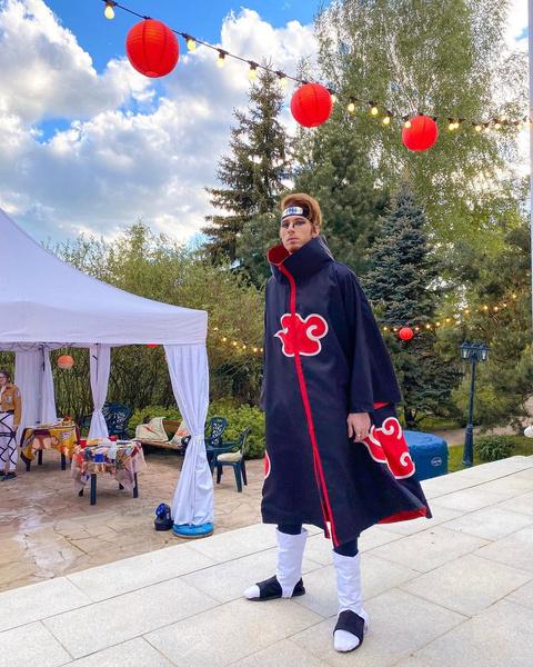 Никита Пресняков отметил 30-летие