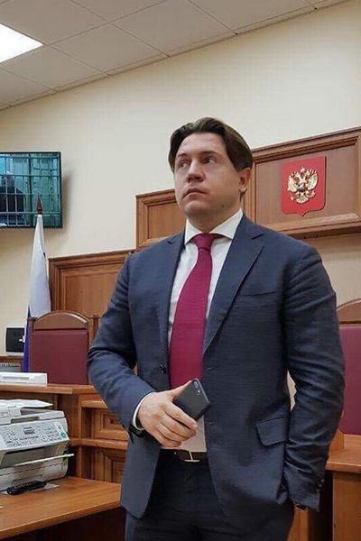 Адвокат Александр Карабанов