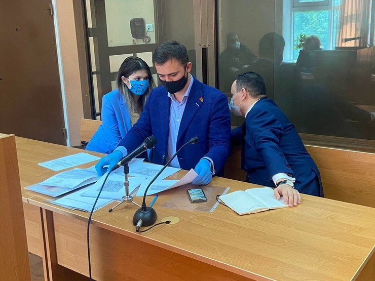 Олег Елисеев намерен добиваться отмены вердикта