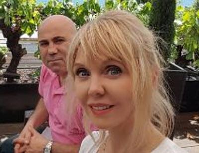 Валерия не перестает удивлять супруга