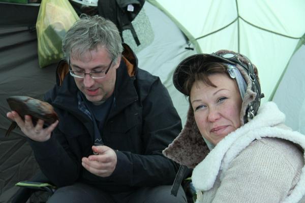 Сергей и Юлия практически никогда не ссорились