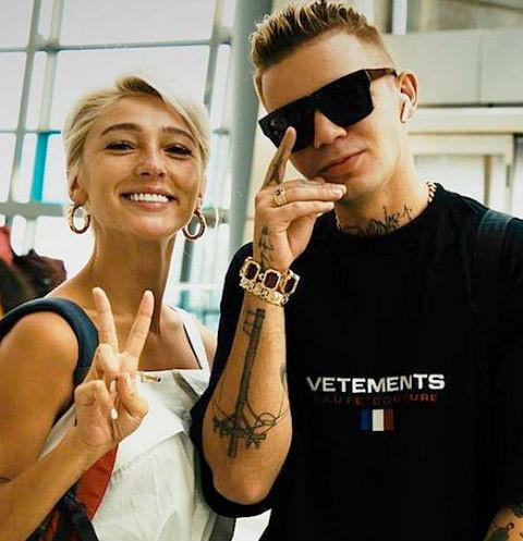 Настя Ивлеева и Элджей