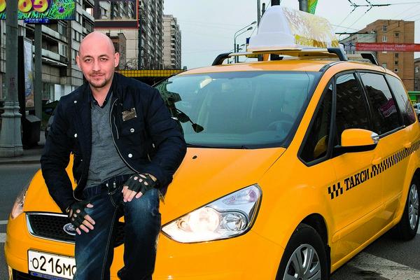 Алексей четыре года был ведущим шоу «Такси»