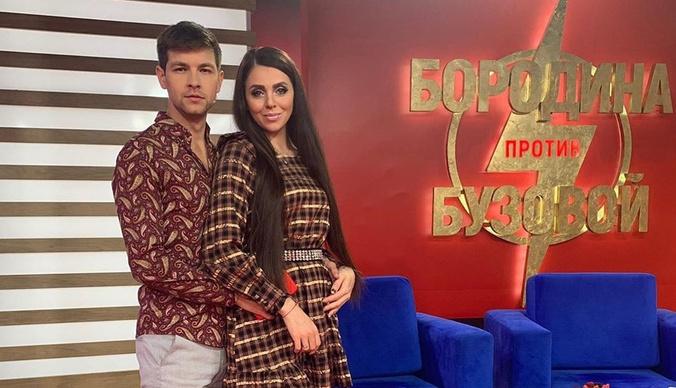 Ольга Рапунцель и Дмитрий Дмитренко станут родителями во второй раз