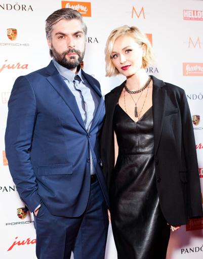 Полина Гагарина с супругом Дмитрием Исхаковым