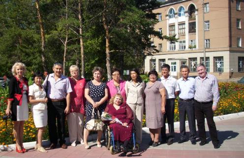 Татьяна и ее одноклассники