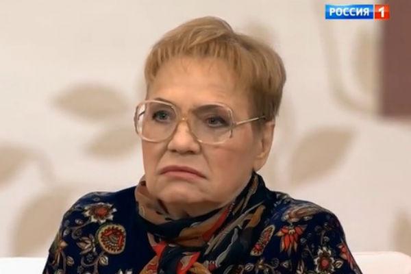Недавно актрисе исполнилось 73 года