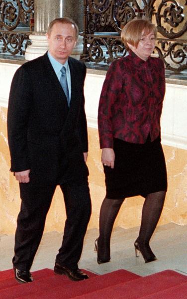 Гордон раньше был частью семьи Путина