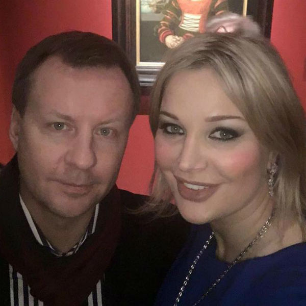 Свадьба Вороненкова и Максаковой состоялась весной 2015 года
