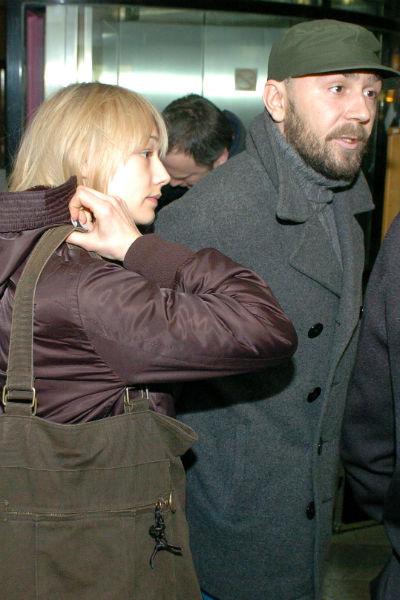Акиньшина и Сергей Шнуров