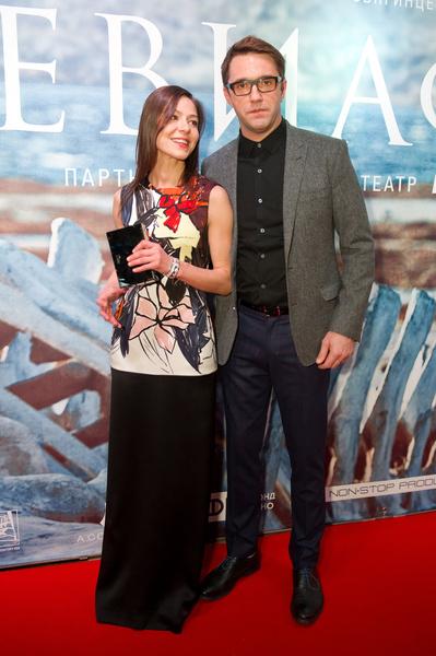 Работая над фильмом «Левиафан», Владимир Вдовиченков закрутил роман с Еленой Лядовой