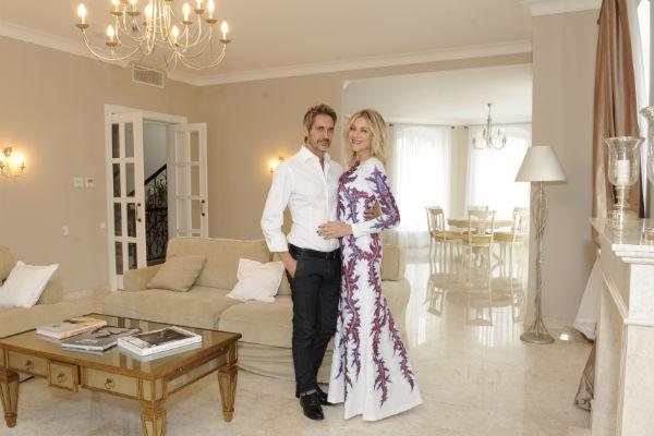 Наталья Стефаненко с супругом Лукой